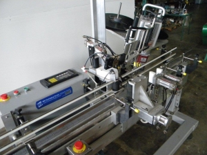 W.S. Packaging Group Labeler