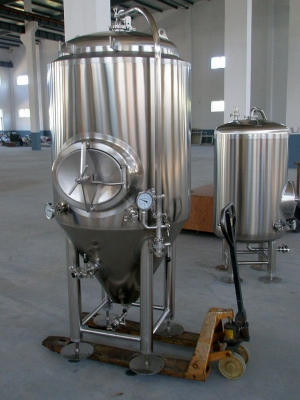 4 bbl conical fermenter