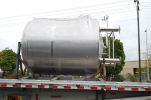 30 bbl Jackete Brite Tank - New Stock