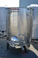 New Stock Letina 500gal/1900L Variable Capacity Jacketed Storage Tank