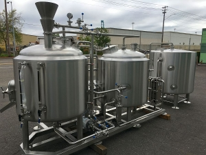 New Stock BSV 3.5 bbl Brewhouse