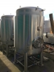 Used 15 bbl jacketed brite tanks