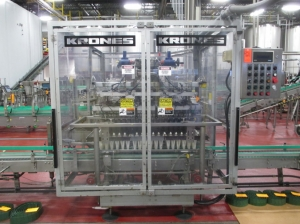 Krones Campac Case Packer