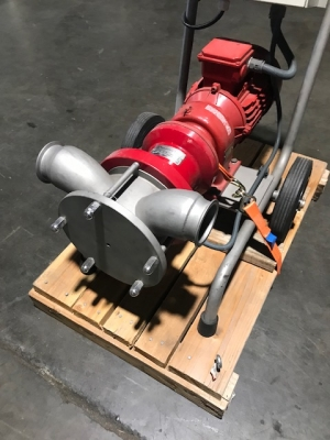 Inoxpa Flexible Impeller pump
