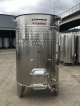New Stock Letina 805Gal/3050L Variable Capacity Jacketed Storage Tank
