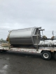 Used AAA Stainless 4500 Gallon Tank