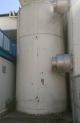 Used 8,000 Gallon stainless steel Dairy silo