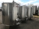 New Stock Letina 1188Gal/4500L Closed Top Jacketed Red Fermenter